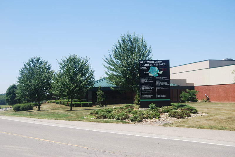 Westmoreland Business Park in Upper Burrell Township