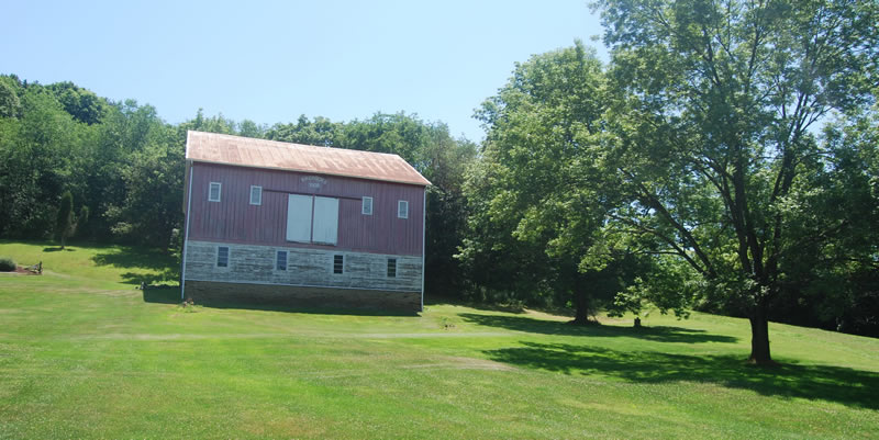 A Barn in Upper Burrell